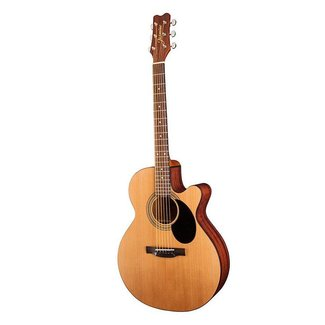 Jasmine Jasmine S34C guitare acoustique - Naturel