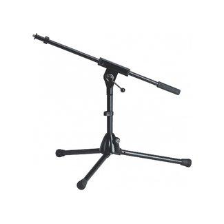Konig & Meyer Konig & Meyer 259/1 pied de microphone court avec perche - Noir