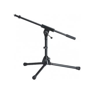 Konig & Meyer Konig & Meyer 259/1 Short Boom Microphone Stand - Black