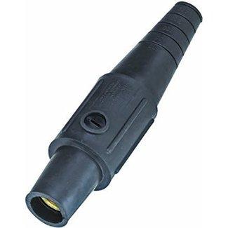Marinco Marinco CLS40FB connecteur type Cam-Lock femelle au câble - Noir