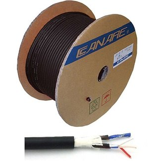 Canare Canare MR202-2AT 2-Channel Microphone Cable - Roll Of 100 Meters