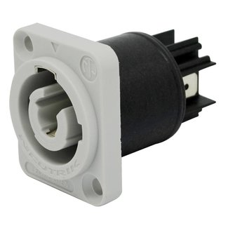 Neutrik Neutrik NAC3MPB-1 embase PowerCon 3 contacts pour alimentation de sortie