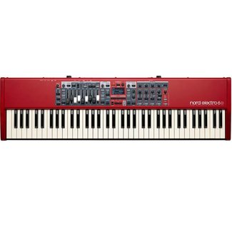 Nord Nord Electro 6D 73-Note Semi-Weighted Waterfall Keyboard