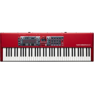 Nord Nord Electro6HP 73-Note Hammer-Action Keyboard