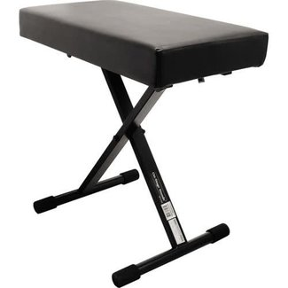 On Stage Stands On Stage Stands KT7800+ X-Style Keyboard Bench