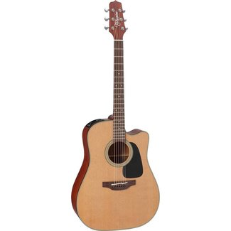 Takamine Takamine P1DC Pro Series Acoustic-Electric Guitar with Hardshell Case - Natural