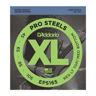 D'Addario D'Addario EPS165 4-String Electric Bass String Set 45-105