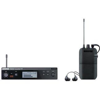 Shure Shure PSM300 système de retour personnel sans-fil avec écouteurs SE112-GR - Fréquence G20 (488-512)