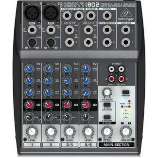 Behringer Behringer Xenyx 802 console analogique