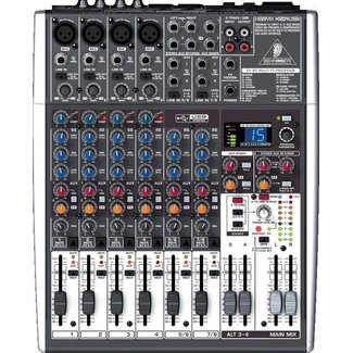 Behringer Behringer Xenyx X1204USB Audio Mixer with FX & USB Interface