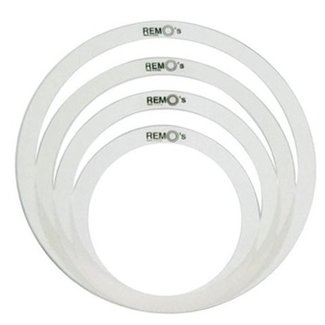 Remo Remo RO-0244-00 10/12/14/14 Tom Dampening Ring Pack remOs