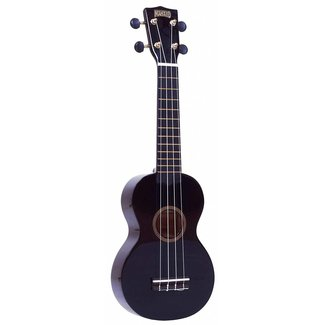 Mahalo Mahalo MR1 Soprano Ukulele with Bag - black
