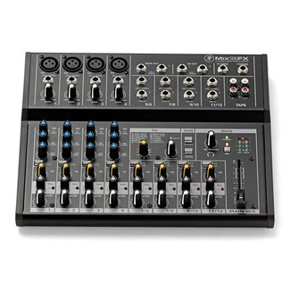 Mackie Mackie MIX12FX 12-channel audio mixer with FX
