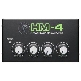 Mackie Mackie HM-4 amplificateur pour casques d'écoute 1 entrée, 4 sorties