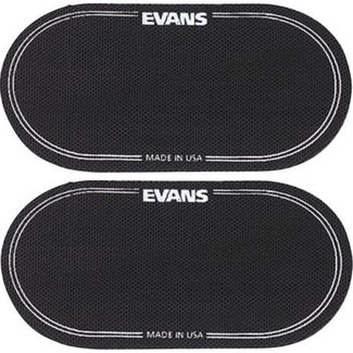 Evans Evans EQPB2 Nylon Double patch (2/Pack)