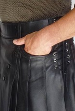 Leather Utilikilt