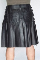 The Beast Leather Kilt