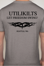 Let Freedom Swing T Shirt