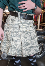 "The Survival Utilikilt 36  (37"" - 42"") ACU Digi Camo 21.5"" (5'2"" - 5'9"")"