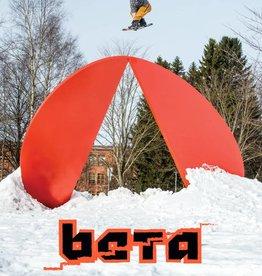 SNOWBOARDER MAG SNOWBOARDER MAG BETA DVD 2019