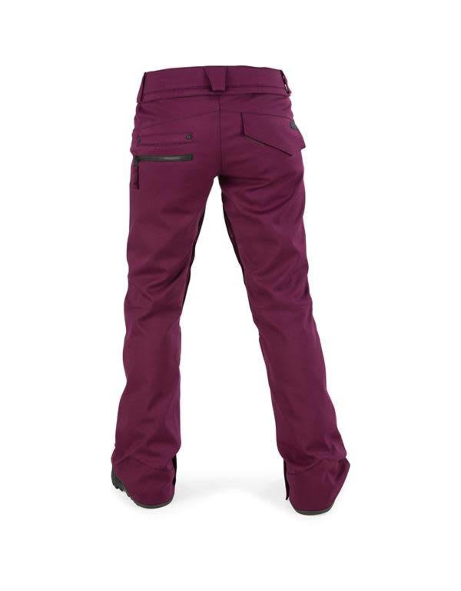 VOLCOM VOLCOM WOMENS SPECIES STRETCH PANT WINTER ORCHID SMALL
