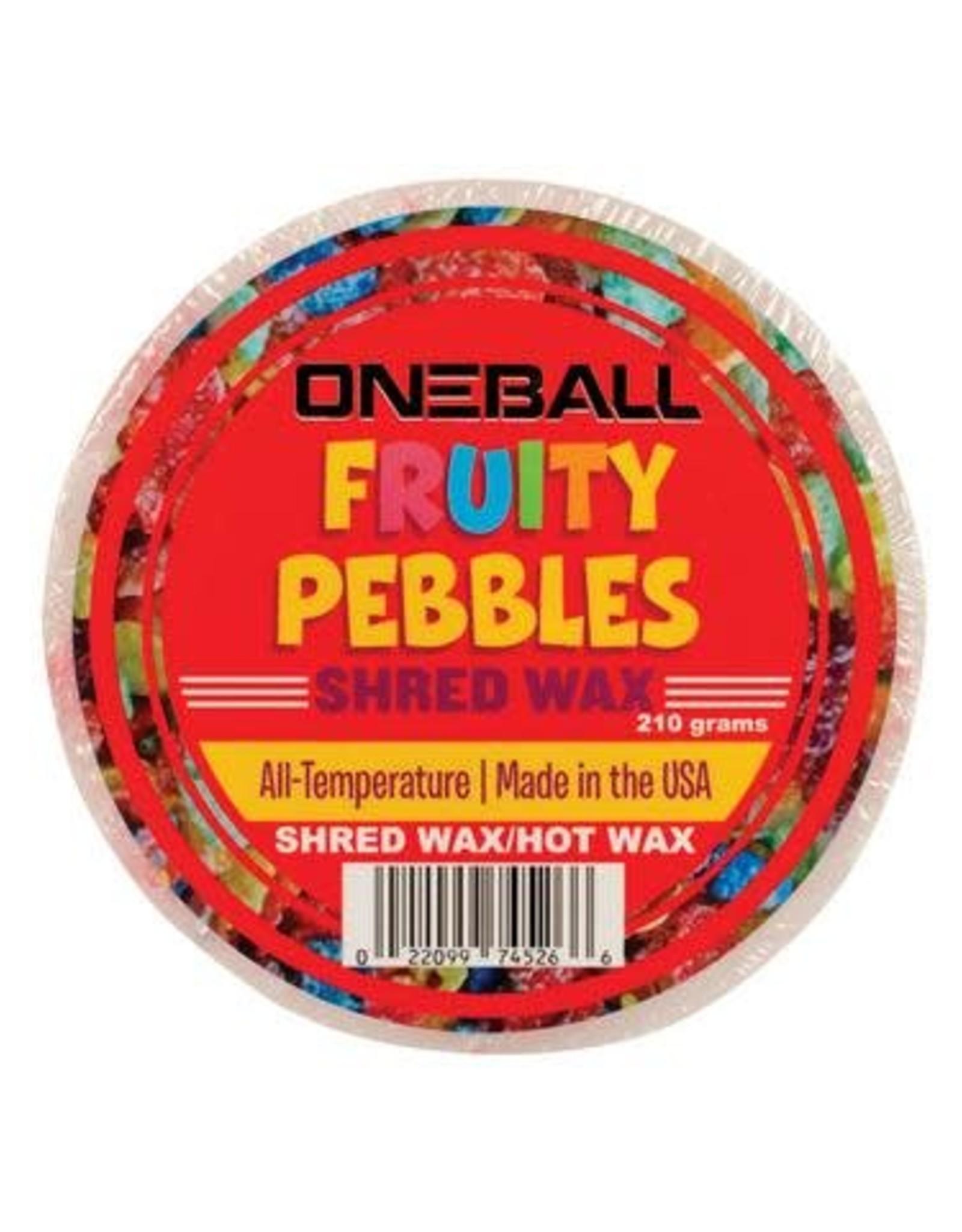 ONE BALL JAY ONE BALL JAY FRUITY PEBBLE SHAPE SHIFTER WAX ALL TEMP 210G