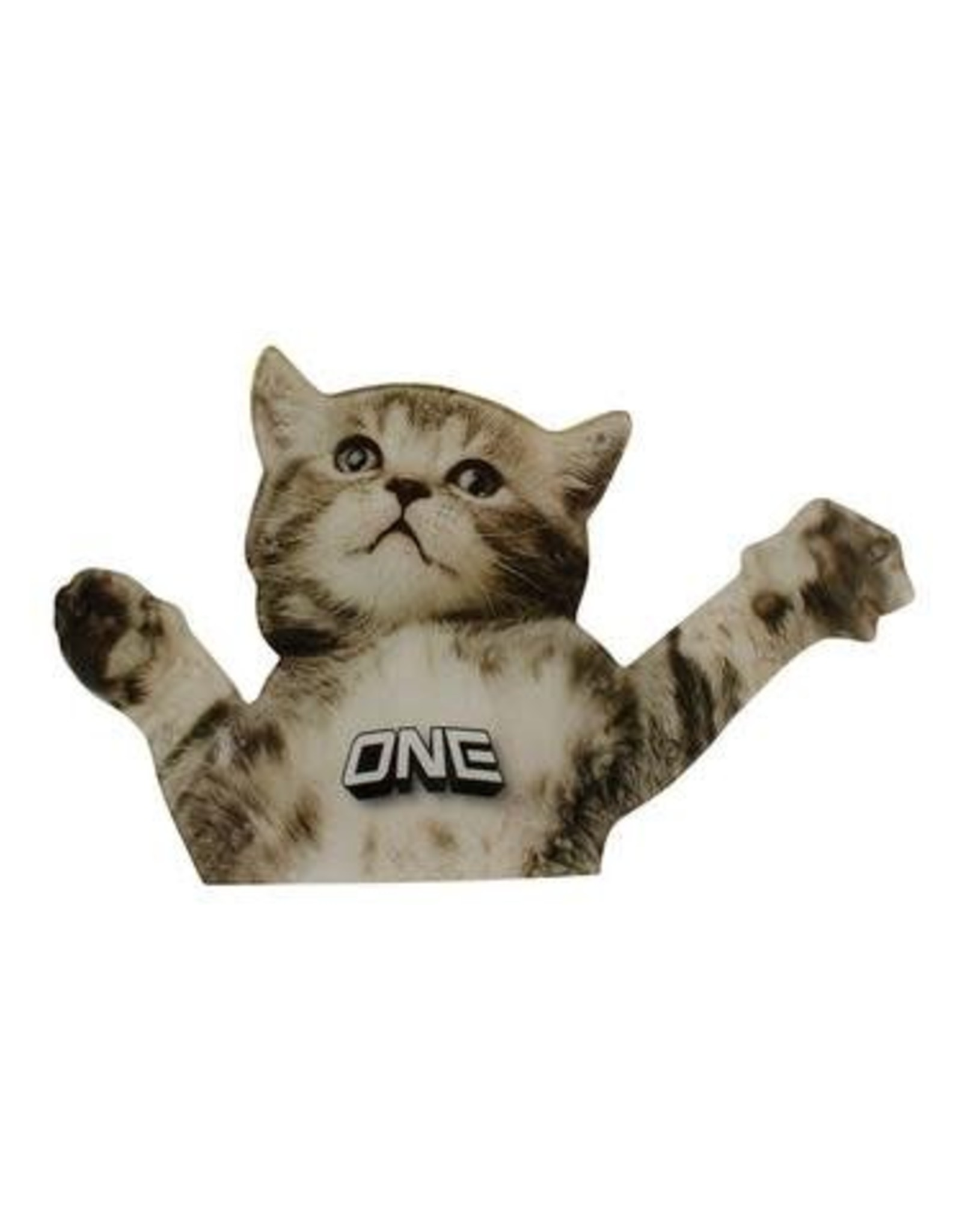 ONE BALL JAY ONE BALL JAY FLYING CAT TRACTION STOMP PAD