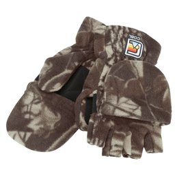 COAL COAL WHEREVER CAMO GLOVE MITT