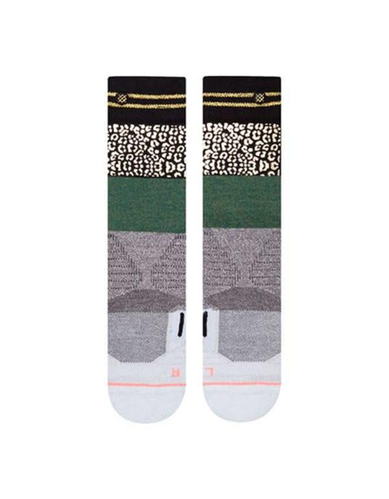 STANCE STANCE WOMENS PARTY MOUNTAIN SNOW SOCK SMALL