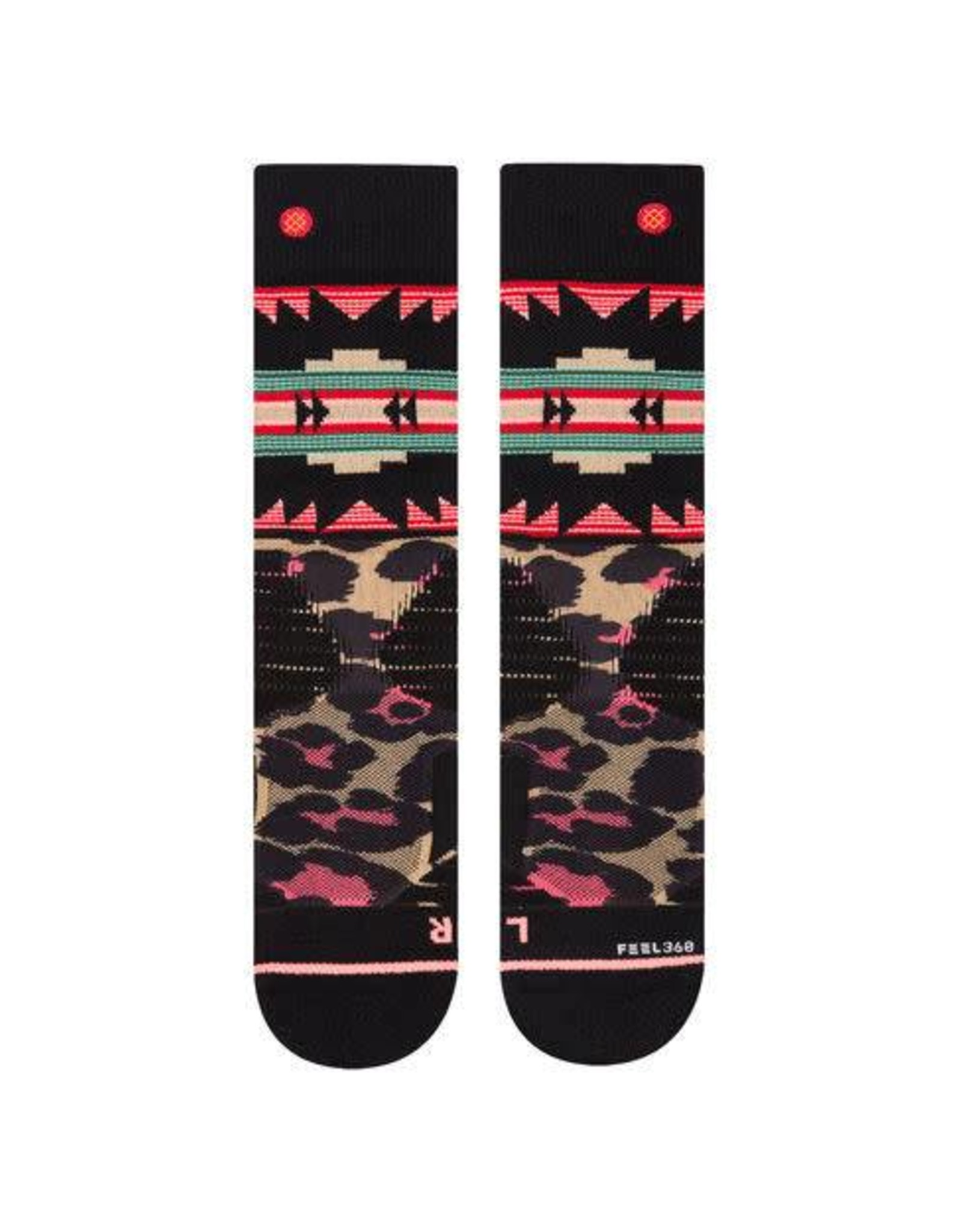 STANCE B4BC WOMENS CHICHIS SNOW PARK SOCK SMALL