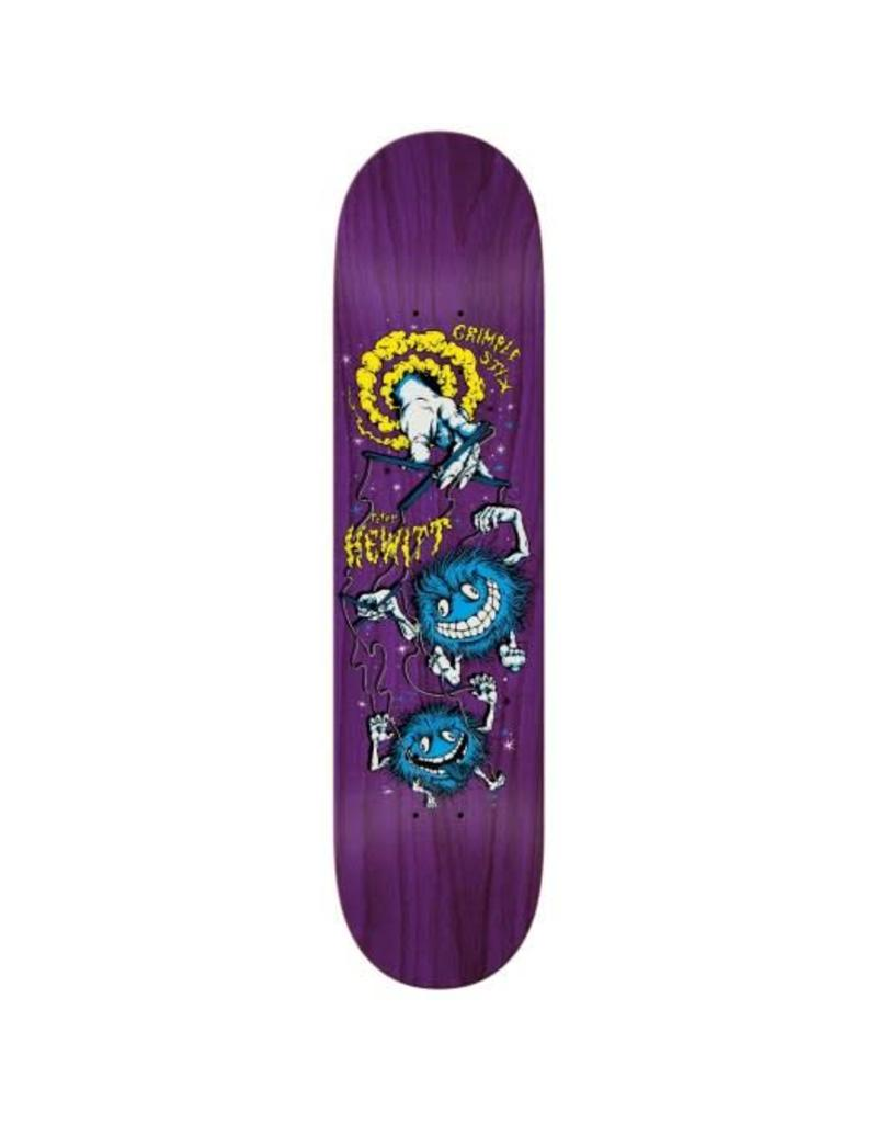 ANTI-HERO ANTI HERO GRIMPLE STIX GERWER DECK 8.5