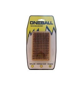 ONE BALL JAY ONE BALL JAY BRASS WAXING BRUSH