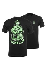 SKETCHY TANK SKETCHY TANK NIGHTLIFE TEE BLACK