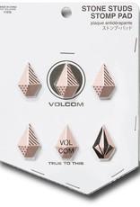 VOLCOM VOLCOM STONE STUDS STOMP PAD PINK