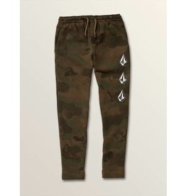 VOLCOM VOLCOM DEADLY STONES MENS SWEATPANTS CAMO