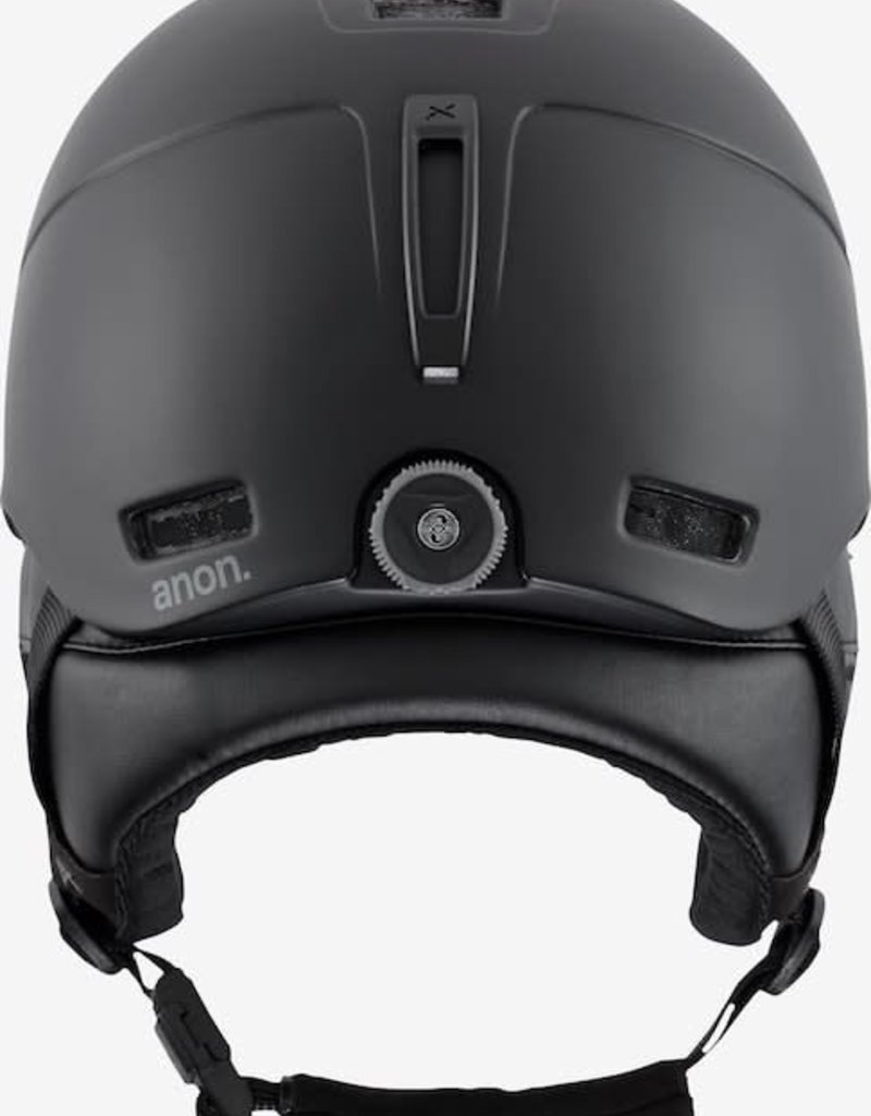 ANON ANON HELO 2.0 BLACK LARGE MENS BOA HELMET