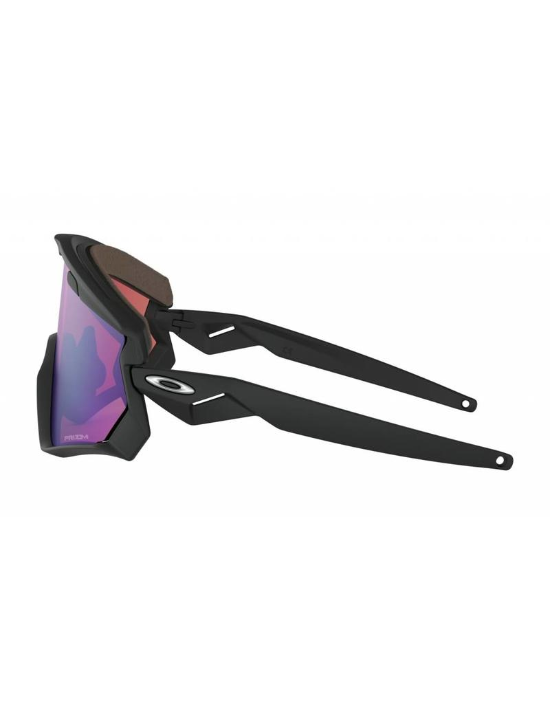 OAKLEY OAKLEY WINDJACKET 2.0 MATTE BLACK PRIZM SNOW JADE