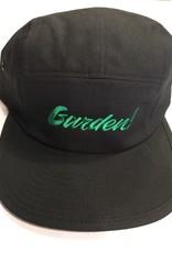 GARDEN GARDEN BRODIE 5 PANEL CLIPBACK CAP