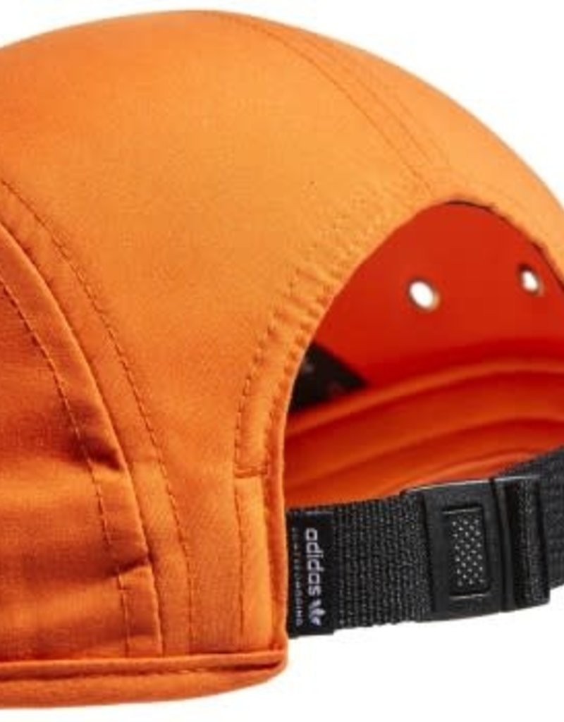 ADIDAS ADIDAS 3MC 5 PANEL ORANGE HAT