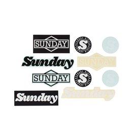 SUNDAY SUNDAY STICKER PACK