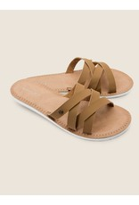 VOLCOM VOLCOM GARDEN PARTY SANDAL TAN