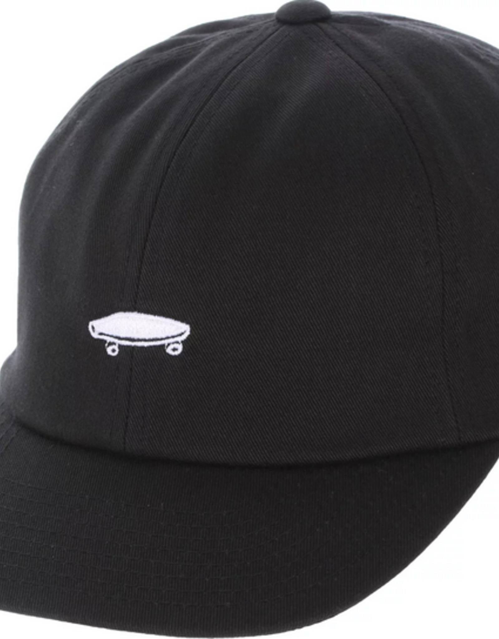 VANS VANS SALTON II CAP BLACK