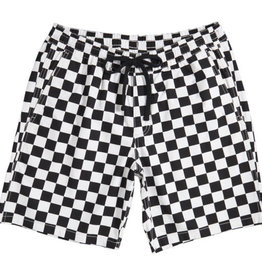 "VANS VANS RANGE SHORT 18"" CHECKERBOARD"