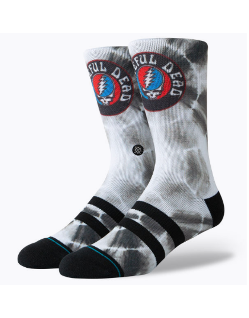 STANCE STANCE GRATEFUL DEAD GRATEFUL DYE LARGE SOCK