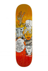 KROOKED KROOKED DREHOBLE WATCH THIS 8.5 DECK