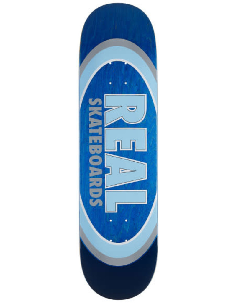 REAL REAL DUAL OVAL DECK 8.25