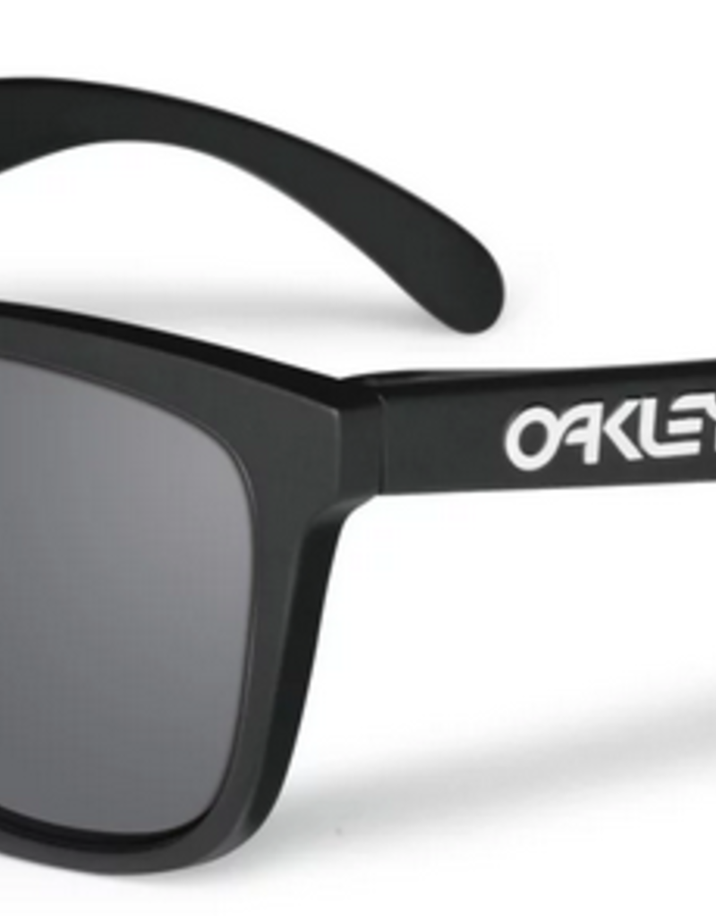 OAKLEY OAKLEY FROGSKINS POLARIZED MATTE BLACK W/PRIZM BLACK