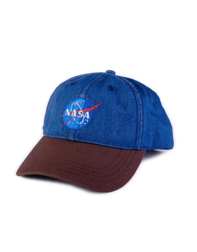 HABITAT HABITAT X NASA MEATBALL SNAPBACK DAD HAT