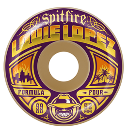 SPITFIRE SPITFIRE FORMULA FOUR LOPEZ ESPECIALS 52MM