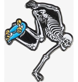 POWELL POWELL SKELETON PIN (ASST COLORS)